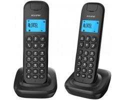 Телефон DECT Alcatel E132 Duo Black (ATL1418941)