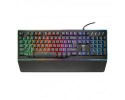 Клавіатура Trust GXT 860 Thura Semi-mech keyboard UKR (21839)