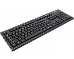 Клавіатура дротова A4tech KRS-85 USB (Black)