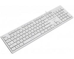Клавіатура дротова Gembird KB-UML3-01-W-UA White USB