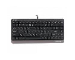 Клавіатура A4tech FK11 Fstyler Compact Size USB Grey
