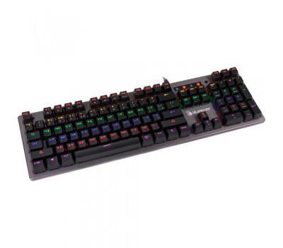 Клавіатура A4tech Bloody B760 Green Sw Black