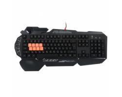 Клавіатура дротова A4tech B318 Bloody (Black)