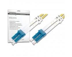 Оптичний патчкорд DIGITUS LC/UPC-LC/UPC,9/125,OS2(Singlemode),Duplex,5m (DK-2933-05)