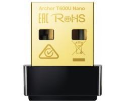 Безпровідний Wi-Fi адаптер TP-LINK Archer T600U Nano