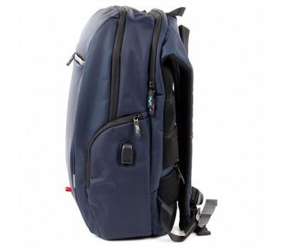 """Рюкзак для ноутбука Frime 16"""" (Voyager Navy Blue)"""