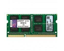 Модуль пам'яті для ноутбука Kingston SODIMM DDR3-1600 8192 MB PC3-12800 (KVR16S11/8WP)