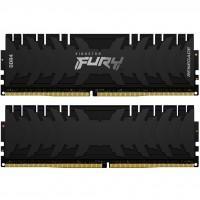 Модуль пам'яті для комп'ютера DDR4 16GB 4266 MHZ Kingston Fury (KF436C17BBK2/16)
