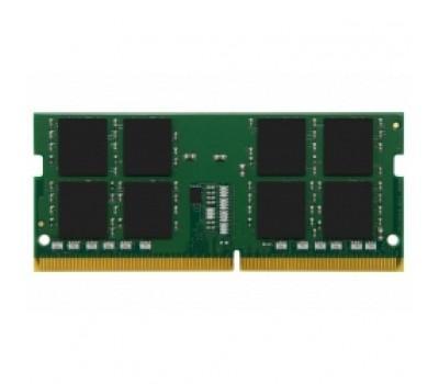 Модуль пам'яті для ноутбука SoDIMM DDR4 8GB 3200 MHz Kingston (KVR32S22S8/8)