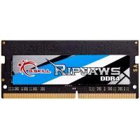 Модуль пам'яті для ноутбука SoDIMM DDR4 8GB 2666 MHz Ripjaws G.Skill (F4-2666C19S-8GRS)