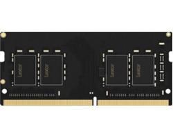 Модуль пам'яті для ноутбука SoDIMM DDR4 4GB 2666 MHz Lexar (LD4AS004G-R2666G)