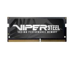 Модуль пам'яті для ноутбука SoDIMM DDR4 16GB 3000 MHz Viper Steel Patriot (PVS416G300C8S)
