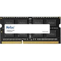 Модуль пам'яті для ноутбука SoDIMM DDR3L 4GB 1600 MHz Netac (NTBSD3N16SP-04)