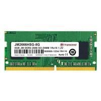 Модуль пам'яті для ноутбука SoDIMM DDR4 8GB 2666 MHz Transcend (JM2666HSG-8G)