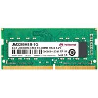 Модуль пам'яті для ноутбука SoDIMM DDR4 8GB 3200 MHz Transcend (JM3200HSB-8G)