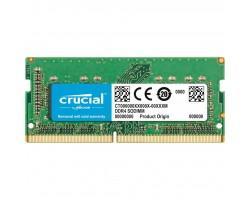 Модуль пам'яті для ноутбука SoDIMM DDR4 16GB 2666 MHz MICRON (CT16G4S266M)