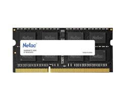 Модуль пам'яті для ноутбука SoDIMM DDR3L 8GB 1600 MHz Netac (NTBSD3N16SP-08)