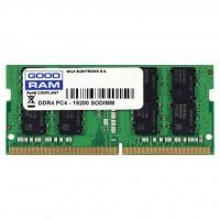 Модуль памяти для ноутбука SoDIMM DDR4 2666 MHz GOODRAM (GR2666S464L19/16G)
