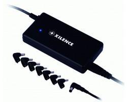 Блок живлення універсальний для ноутбуків XILENCE SPS-XP-LP65.B.R3.SLIM 65W