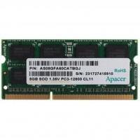 Модуль пам'яті для ноутбука SoDIMM DDR3 8GB 1600 MHz Apacer (DV.08G2K.KAM)
