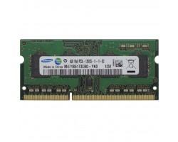 Модуль пам'яті для ноутбука SoDIMM DDR3 4GB 1600 MHz Samsung (M471B5173CB0-YK0 Ref)