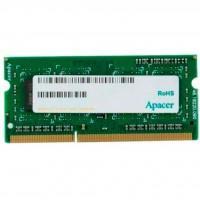 Модуль пам'яті для ноутбука SoDIMM DDR3 8GB 1333 MHz Apacer (DS.08G2J.K9M)