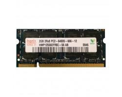 Модуль пам'яті для ноутбука SoDIMM DDR2 2GB 800 MHz Hynix (HMP125S6EFR8C-S6)