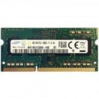 Модуль пам'яті для ноутбука SoDIMM DDR3L 4GB 1600 MHz Samsung (M471B5173QH0-YK0)