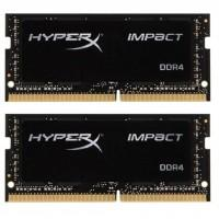 Модуль пам'яті для ноутбука SoDIMM DDR4 32GB (2x16GB) 3200 MHz HyperX Impact Kingston (HX432S20IBK2/32)