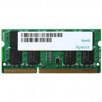 Модуль пам'яті для ноутбука SoDIMM DDR3L 4GB 1600 MHz Apacer (DV.04G2K.KAM)
