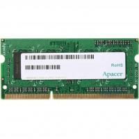 Модуль пам'яті для ноутбука SoDIMM DDR3 4GB 1600 MHz Apacer (75.B83DF.G030B)