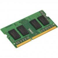 Модуль пам'яті для ноутбука SoDIMM DDR3 2GB 1333 MHz Kingston (KVR13LS9S6/2)