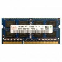 Модуль пам'яті для ноутбука SoDIMM DDR3 4GB 1600 MHz Hynix (HMT351S6CFR8C-PB)