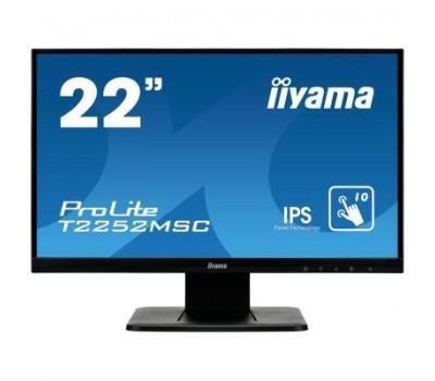 Монітор iiyama T2252MSC-B1