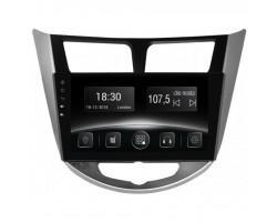 Автомагнітола Gazer Hyundai Accent (RB) (2010-2015) (CM6509-RB)
