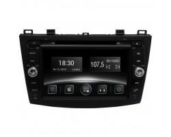 Автомагнітола Gazer Mazda 3 (BL) (2010-2014) (CM6008-BL)