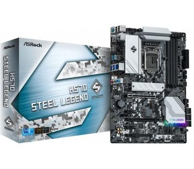 Материнська плата ASRock H570 Steel Legend