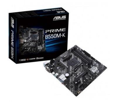 Материнська плата ASUS PRIME B550M-K