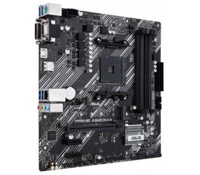 Материнська плата ASUS PRIME A520M-A