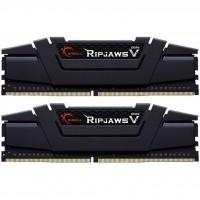 Модуль пам'яті для комп'ютера DDR4 16GB (2x8GB) 2800 MHz RipjawsV Gray G.Skill (F4-2800C16D-16GVG)