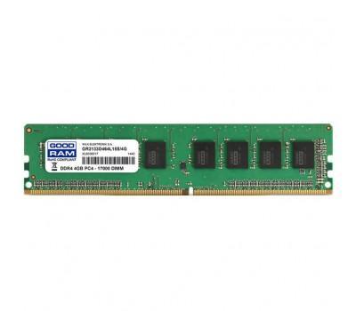 Модуль пам'яті для комп'ютера DDR4 4Gb 2133 MHz GOODRAM (GR2133D464L15S/4G)