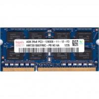 Модуль пам'яті для ноутбука SoDIMM DDR3 4GB 1600 MHz Hynix (HMT351S6EFR8C-PB)