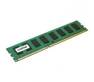 Модуль пам'яті для комп'ютера DDR3L 4GB 1600 MHz MICRON (CT51264BD160B)