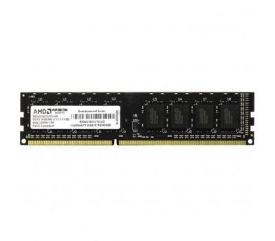 Модуль пам'яті для комп'ютера DDR3 4GB 1600 MHz AMD (R534G1601U1S-U)