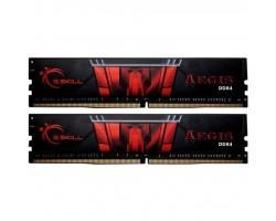 Модуль пам'яті для комп'ютера DDR4 16GB (2x8GB) 3200 MHz AEGIS G.Skill (F4-3200C16D-16GIS)