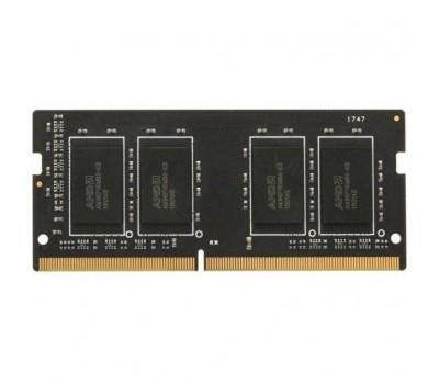 Модуль памяти для ноутбука SoDIMM DDR4 4GB 2400 MHz AMD (R744G2400S1S-U)