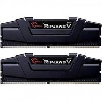 Модуль пам'яті для комп'ютера DDR4 16GB (2x8GB) 3000 MHz RipjawsV G.Skill (F4-3000C15D-16GVKB)
