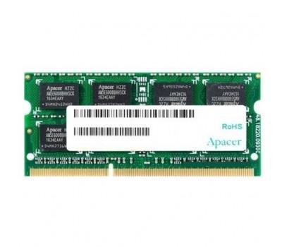 Модуль памяти для ноутбука SoDIMM DDR3L 2GB 1600 MHz Apacer (AS02GFA60CAQBGJ)