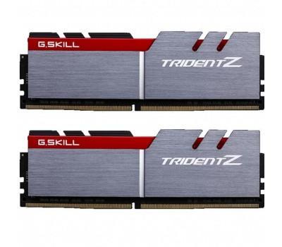 Модуль памяти для компьютера DDR4 32GB (2x16GB) 3200 MHz Trident Z G.Skill (F4-3200C16D-32GTZ)