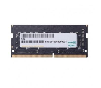 Модуль пам'яті для ноутбука SoDIMM DDR4 4GB 2400 MHZ Apacer (ES.04G2T.KFH)